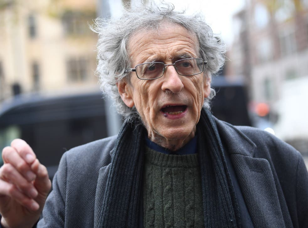 Piers Corbyn has been found guilty of breaking coronavirus laws during a protest in London's Hyde Park