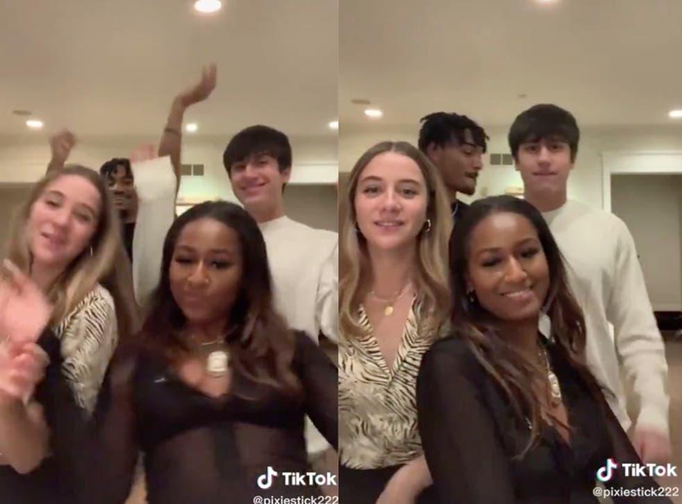Sasha Obama goes viral after dancing in TikTok