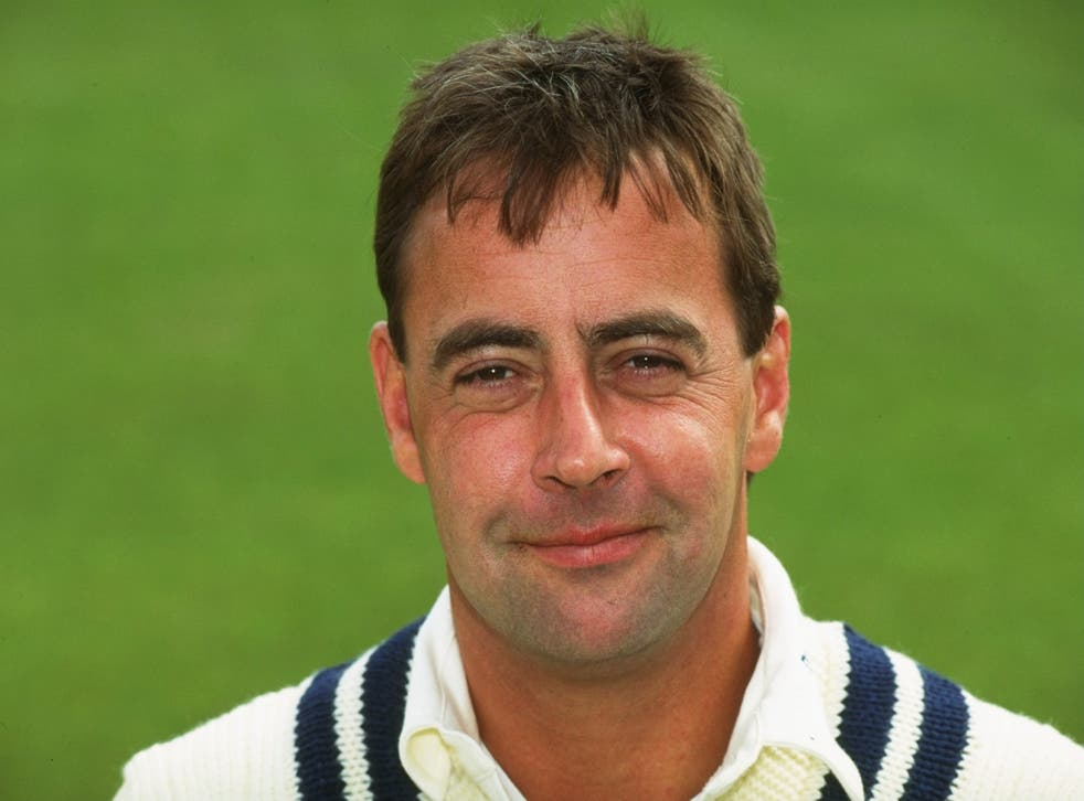 <p>Cowdrey scored thousands of runs for his county</p>