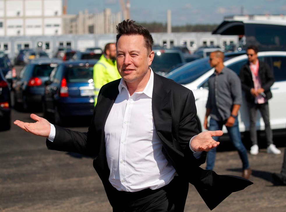 Elon Musk warns staff stock price could get 'crushed like a souffle under a sledgehammer'