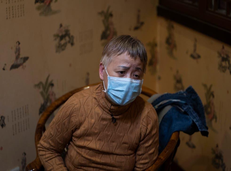 Virus Outbreak China Testing Kits