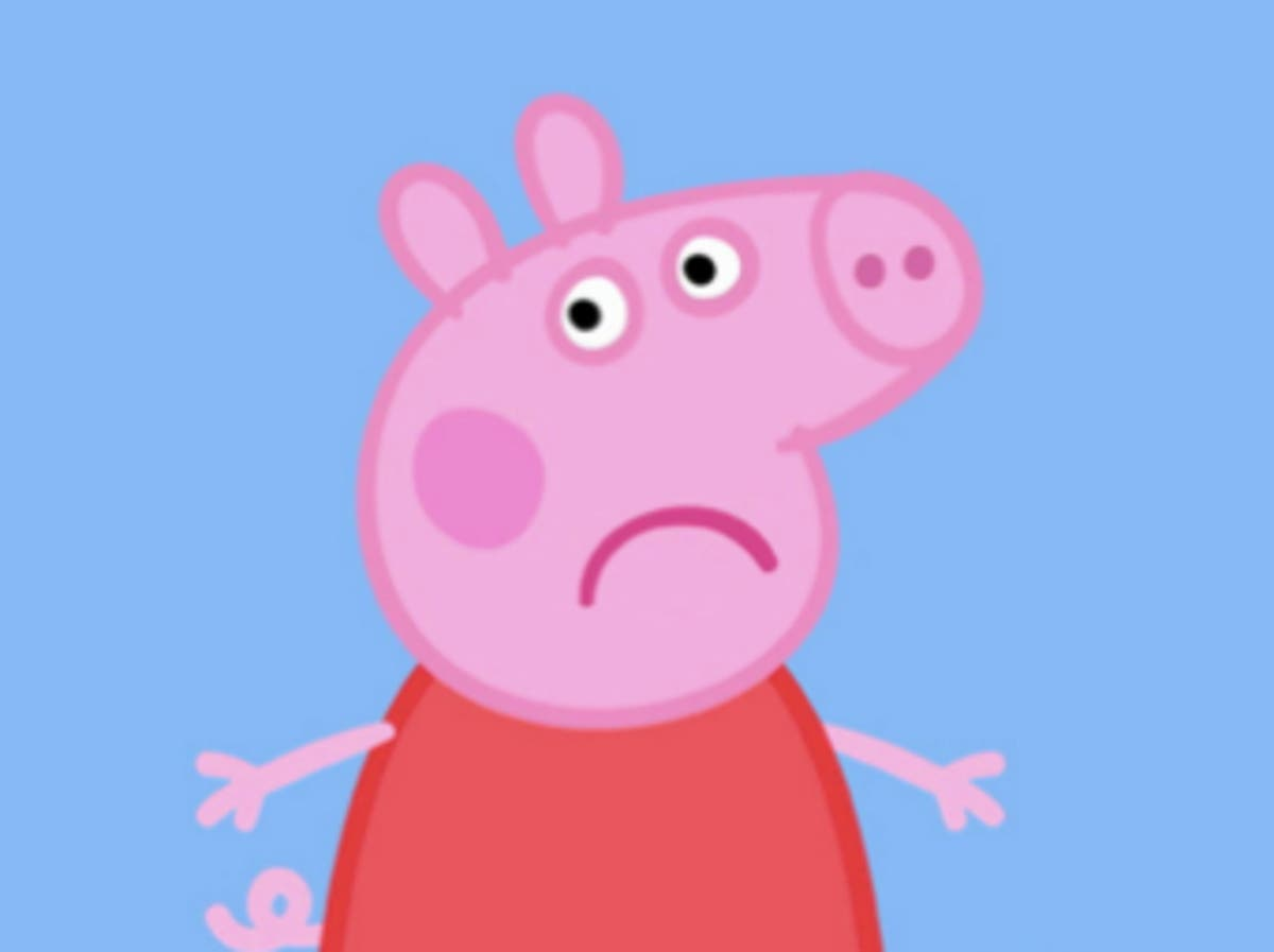 Peppa Pig Experts Find Shocking Levels Of Violence In Children S Tv Show The Independent