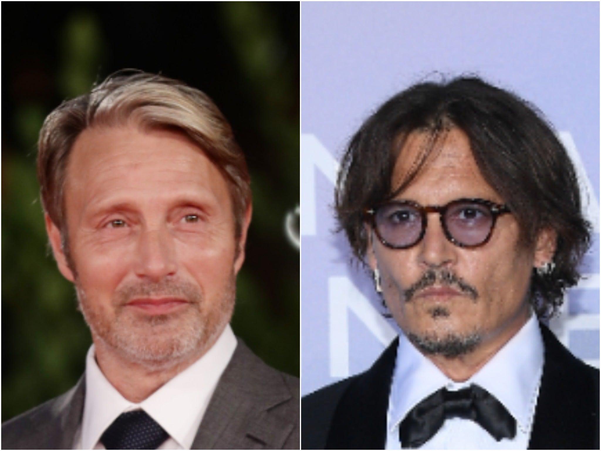 Mads Mikkelsen speaks out for first time after replacing Johnny Depp in Fantastic Beasts