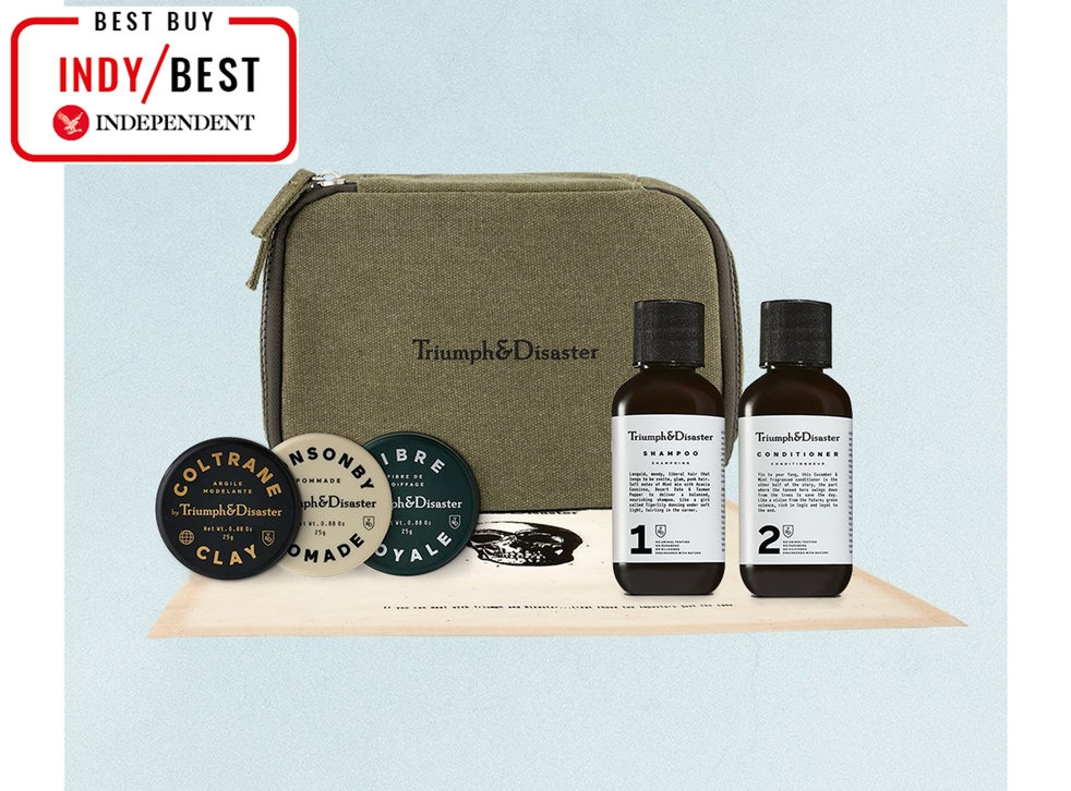 Best Men S Grooming Gifts 2020 Sets For Christmas And Beyond The Independent