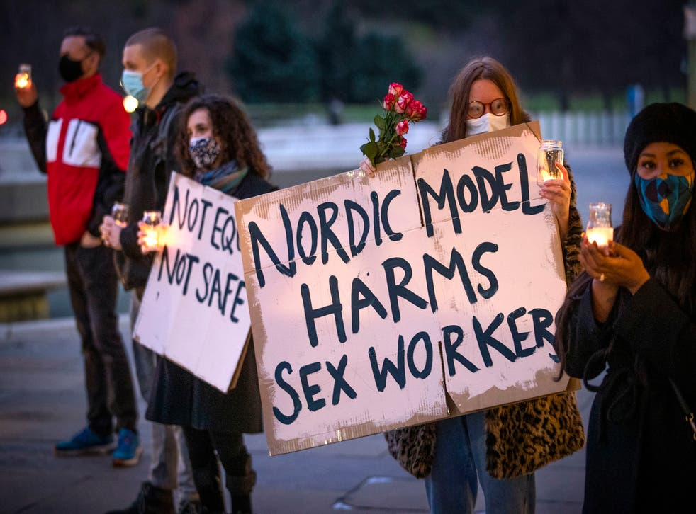 <p>Holyrood is consulting on whether it should criminalise the buying of sex</p>