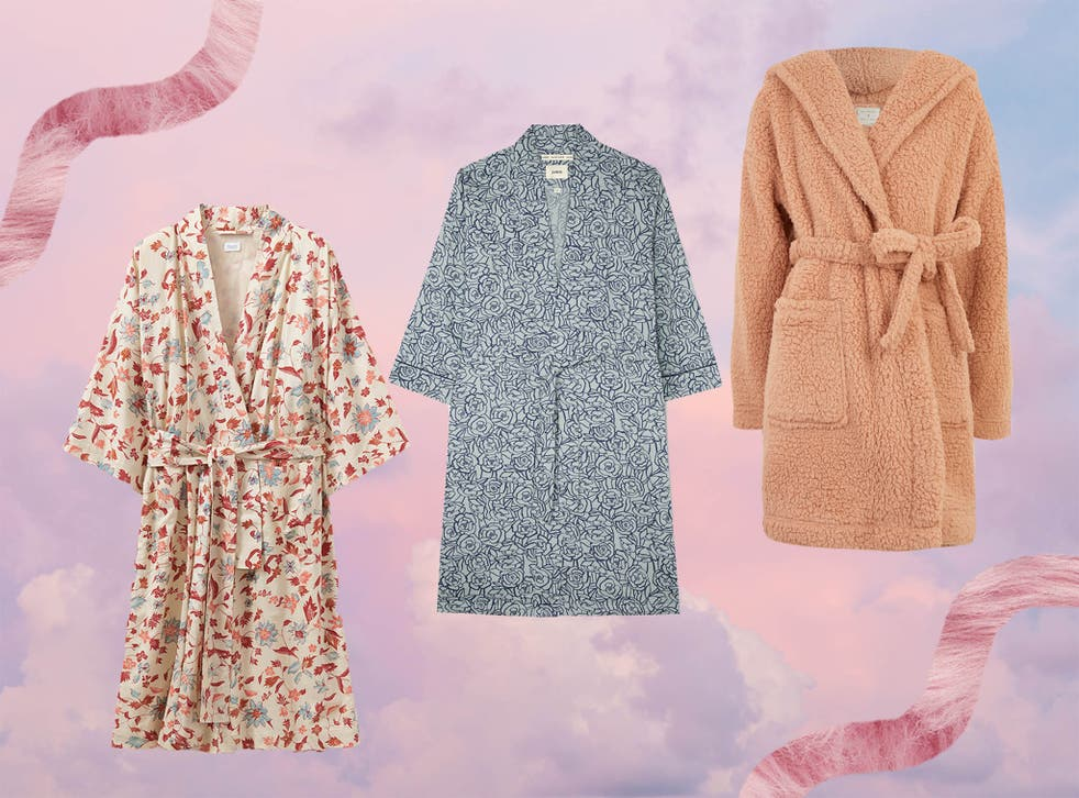 <p>Whether you've just got out of the shower, or you're having a lazy Sunday morning, a good robe will keep you comfortable and snug</p>