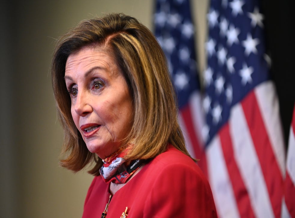 nancy pelosi Nancy Pelosi says there will be a stimulus agreement by next week