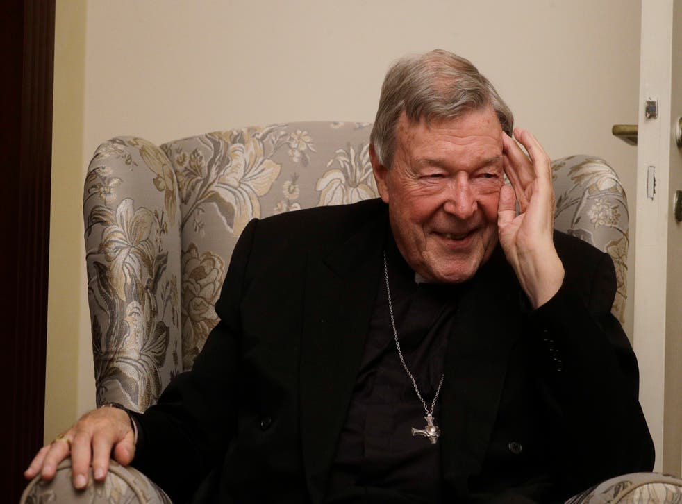 Vatican Cardinal Pell