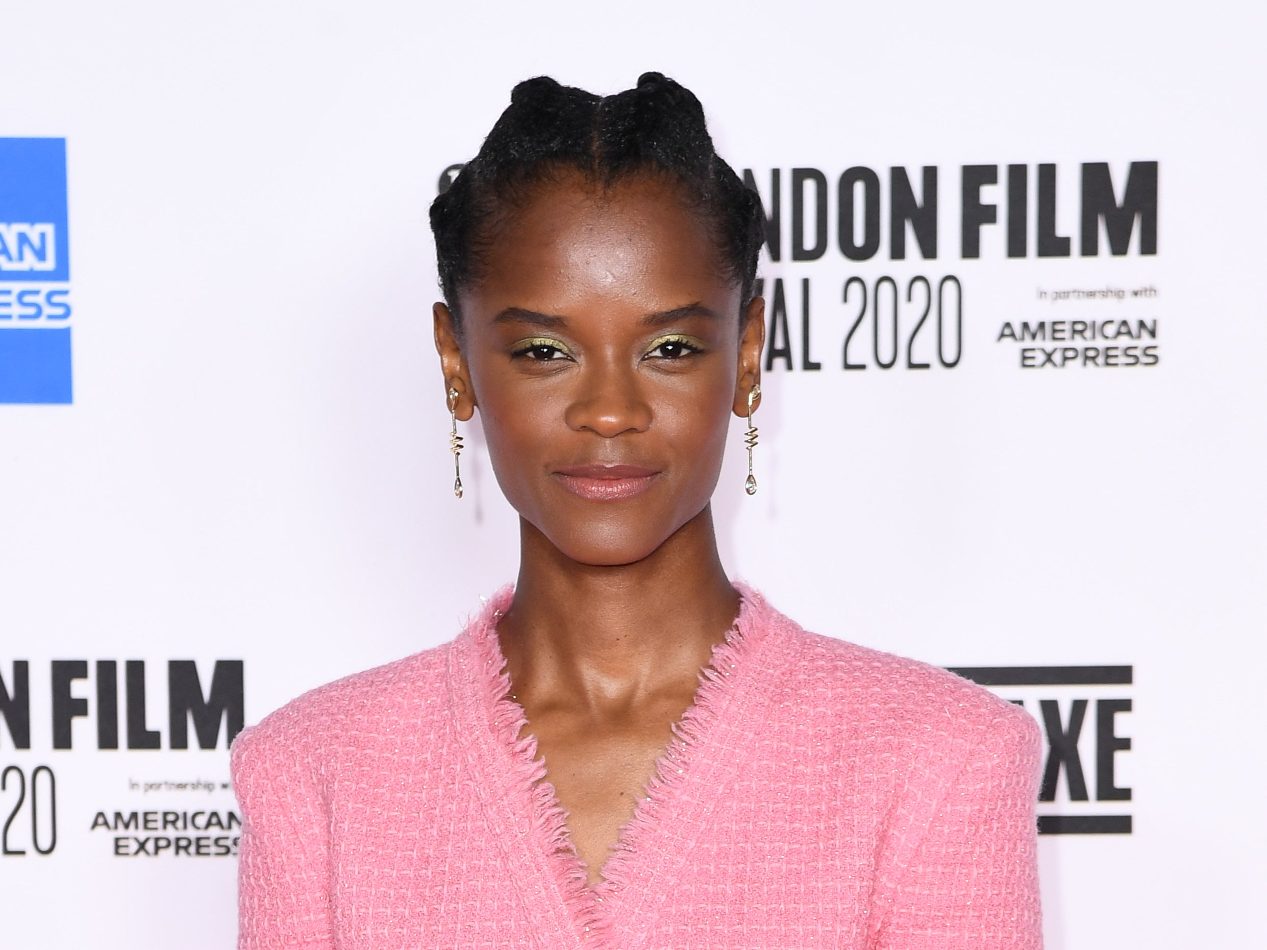 Marvel star Letitia Wright criticised for sharing anti-vaxx Covid video – The Independent