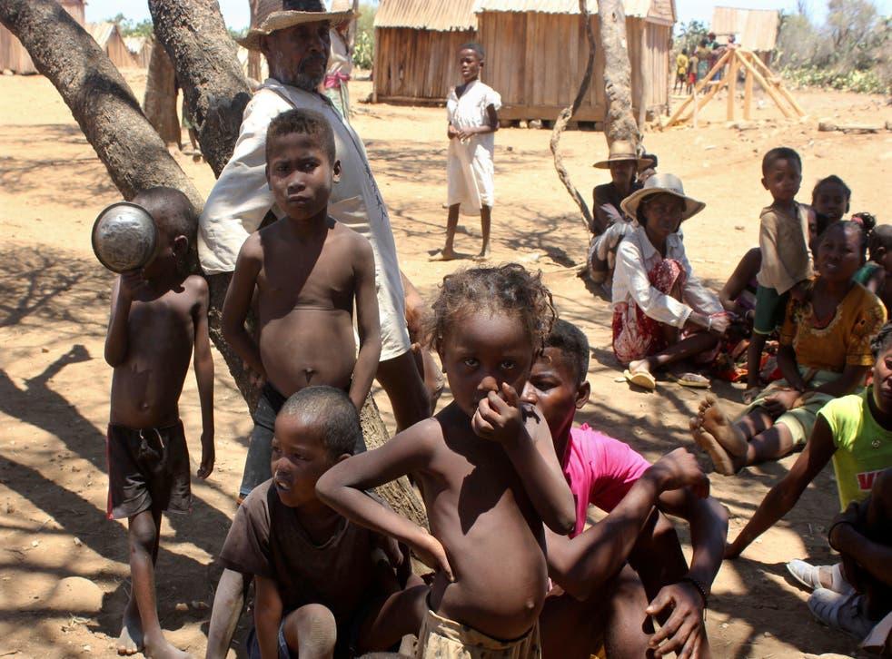 Madagascar Hunger