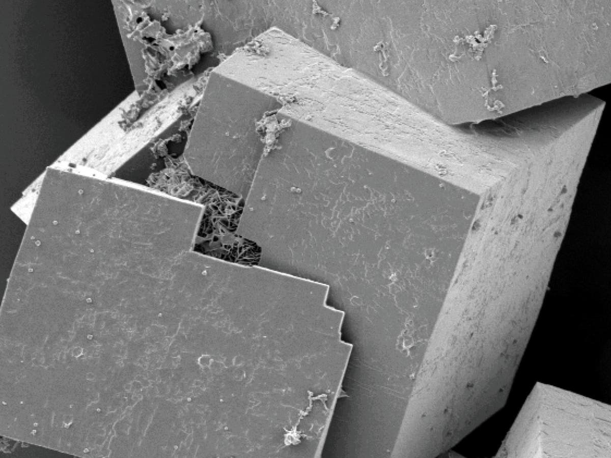 This material could store solar energy for years