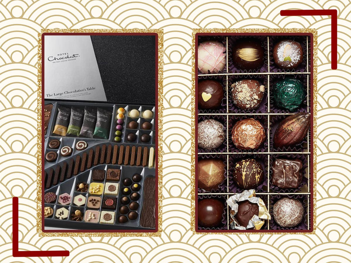 11 best luxury chocolate boxes you'll want to keep all to yourself
