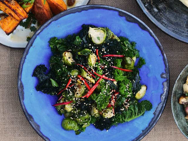<p>Could Yotam Ottolenghi be responsible for the vegetable's return to favour?</p>