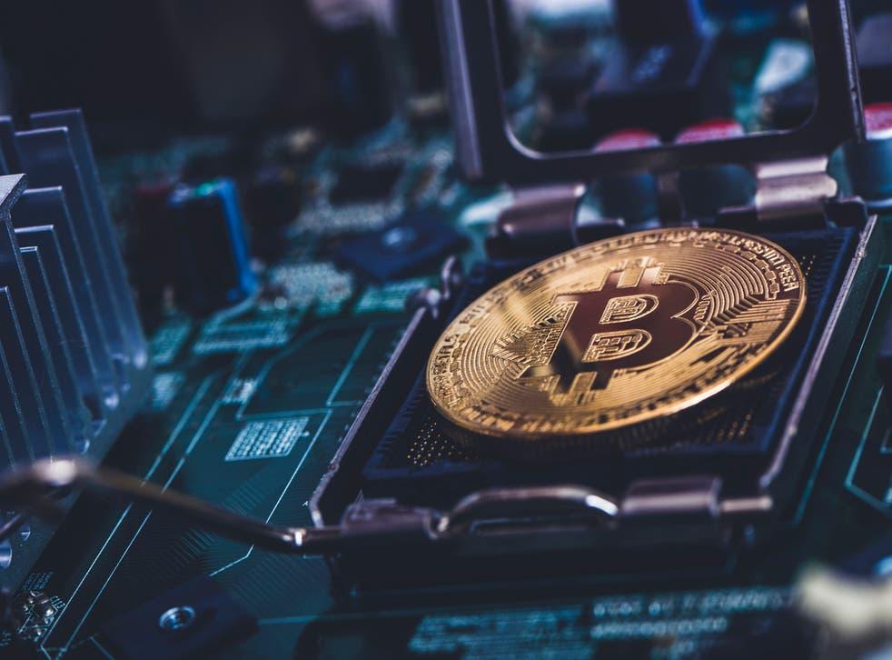 <p>Moneda de Bitcoin</p>