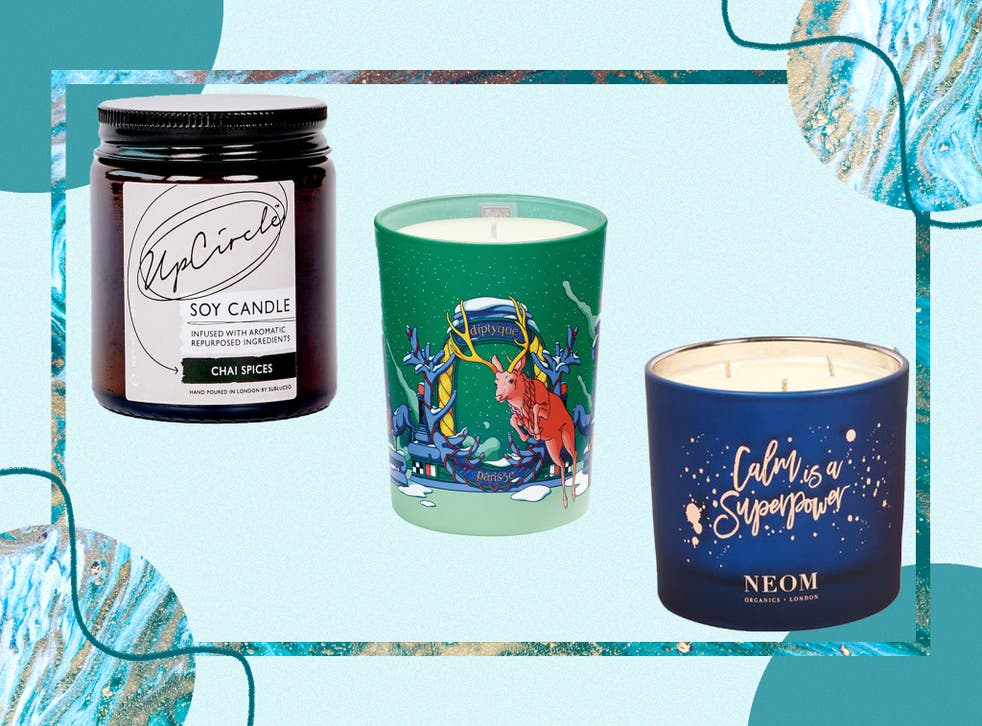 <p>Not only did scents have to carry throughout the home, but we wanted something that would burn evenly and last us through the festive season</p>