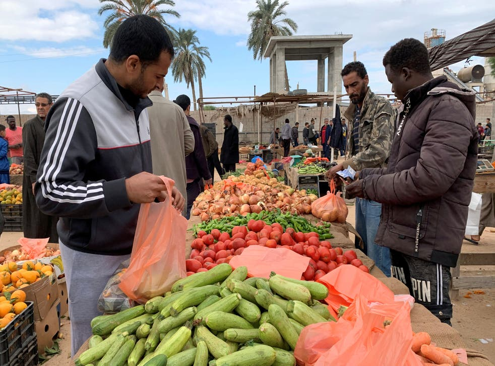 <p>Misrata in north Libya during the coronavirus outbreak</p>