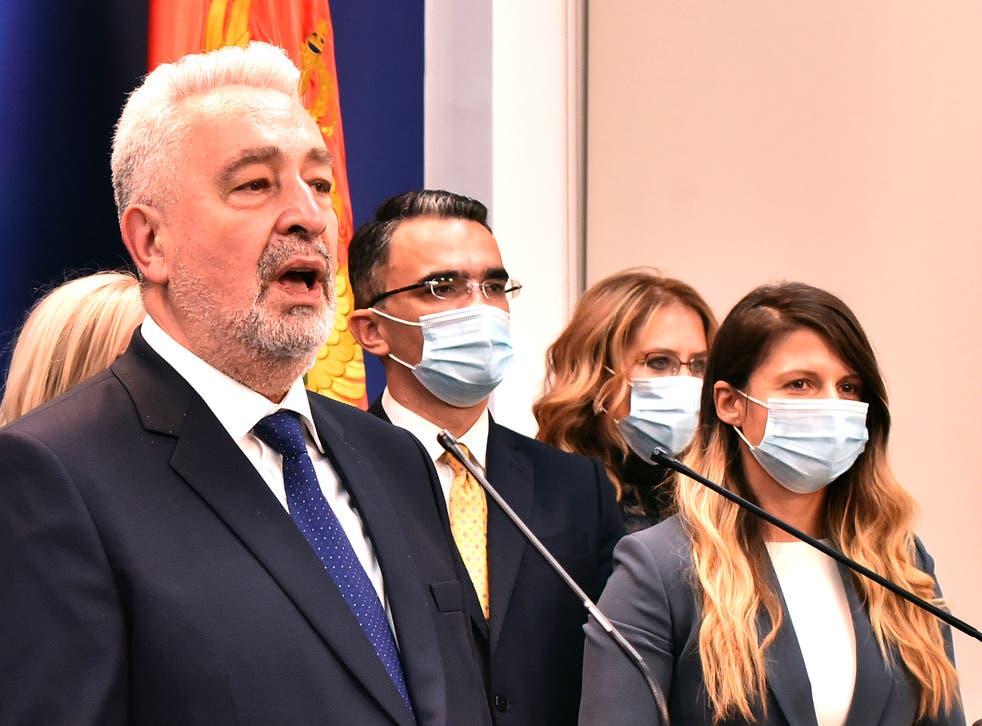 Montenegro Government