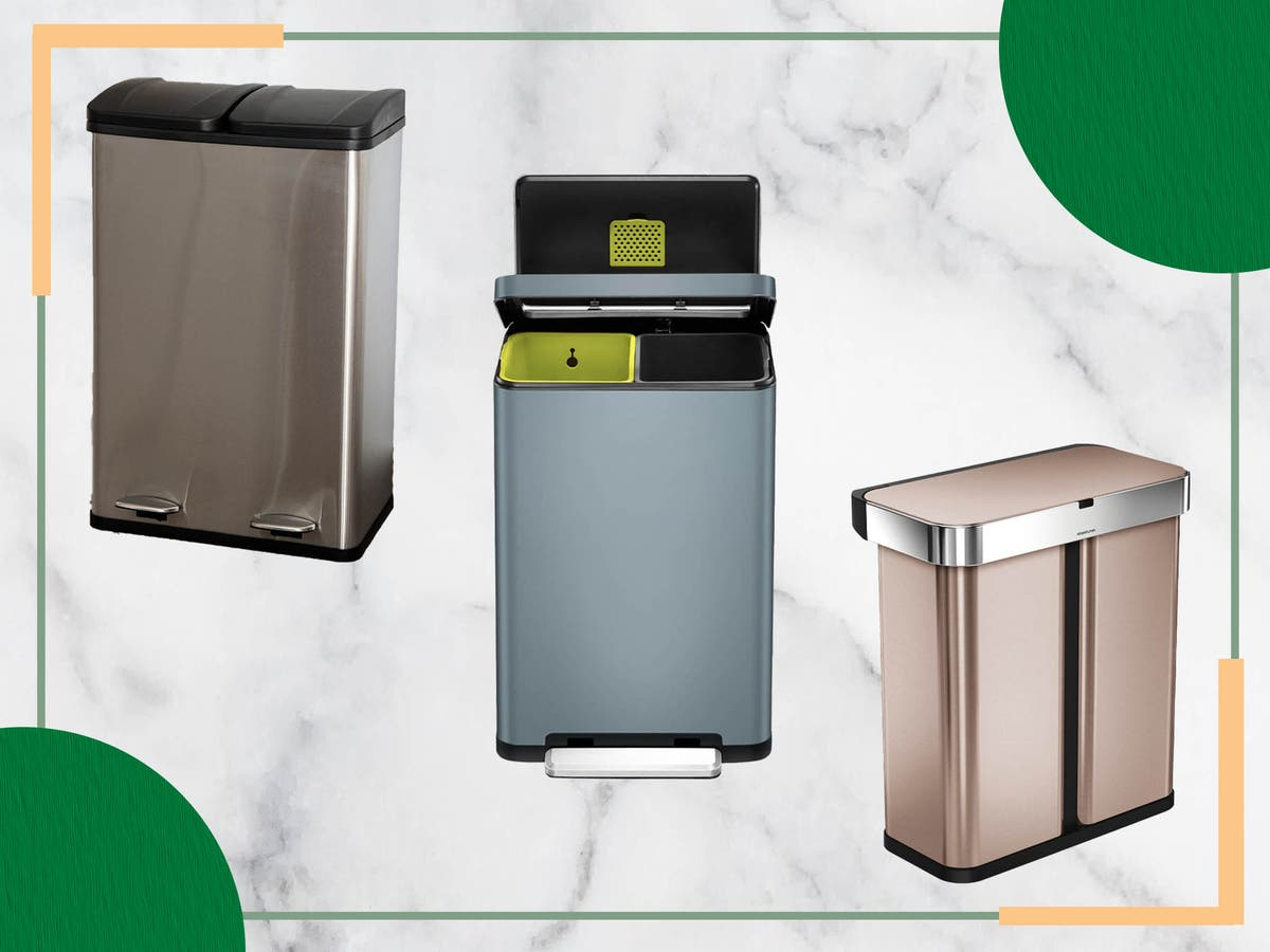 9 best recycling bins to help you manage your waste
