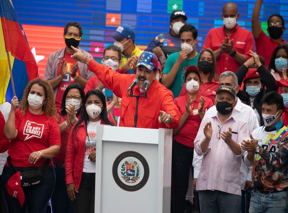 Venezuela Parliament Elections