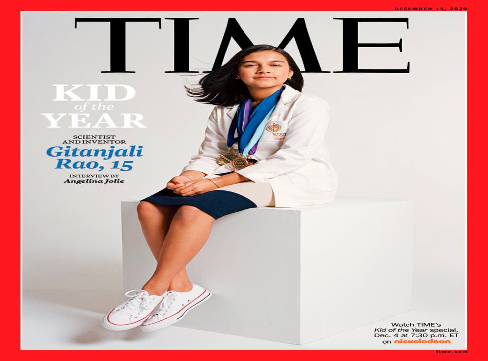 US Time Kid of the Year