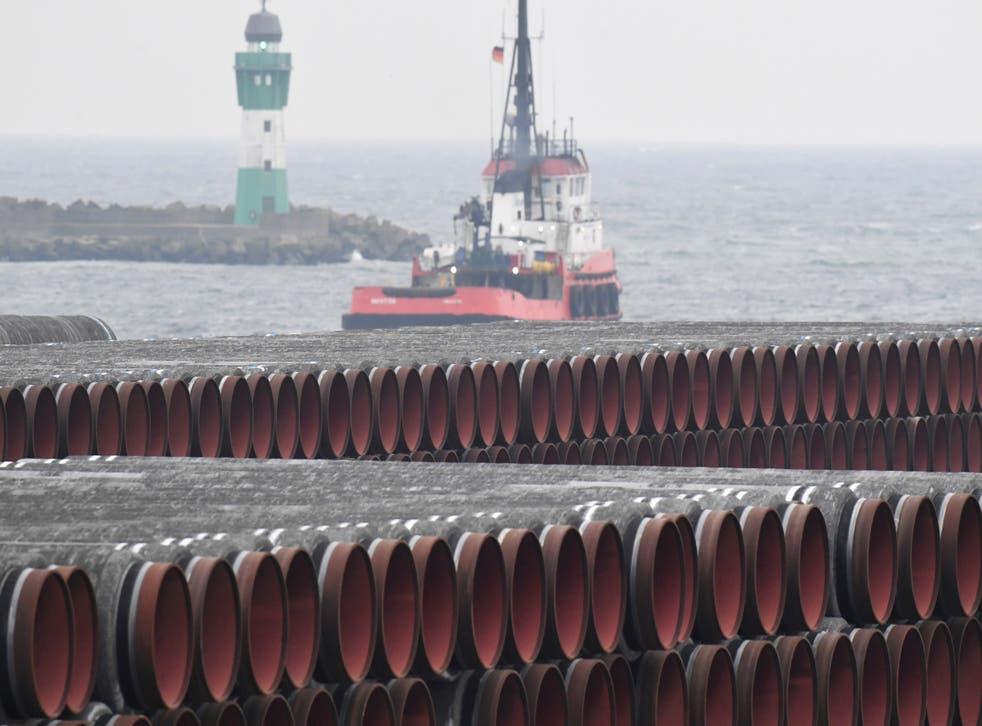 Germany Nord Stream 2