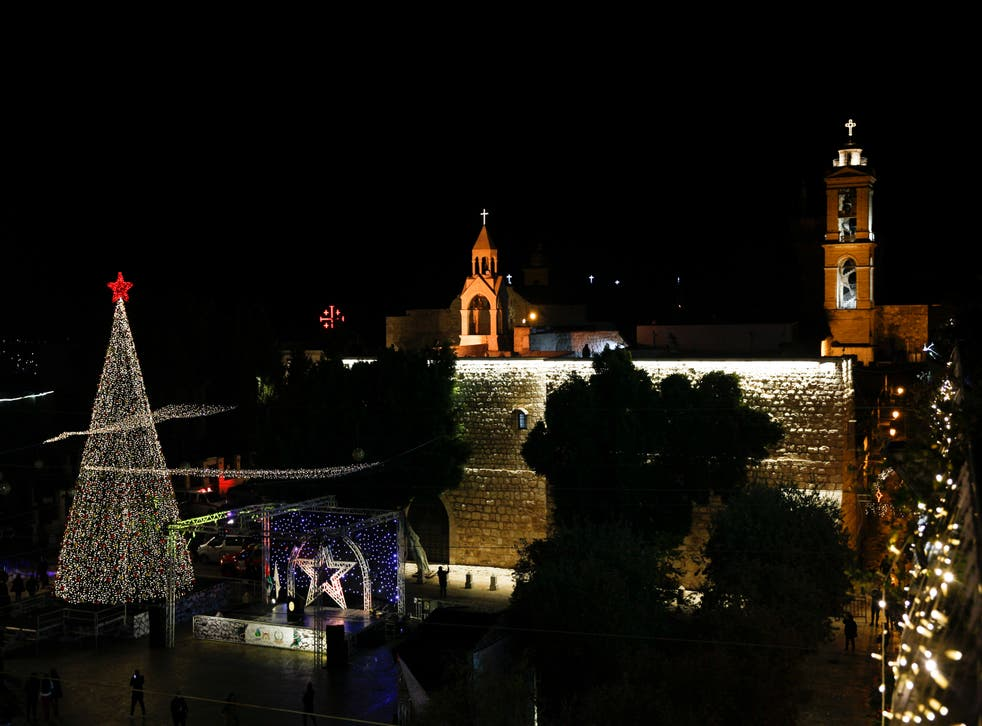 <p>Este evento se realiza en la Plaza del Pesebre</p>