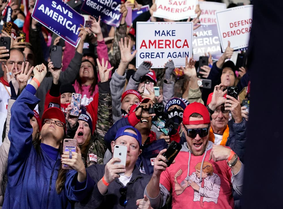 <p>Trump supporters have increasingly voiced their disapproval of Fox News since the election</p>