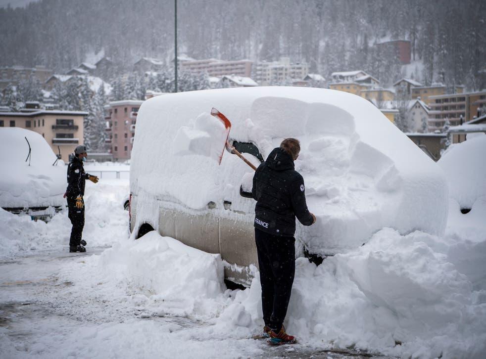 Switzerland Weather