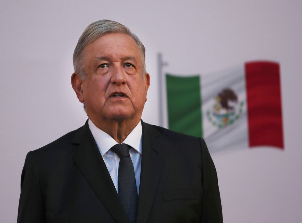 Mexico President Anniversary
