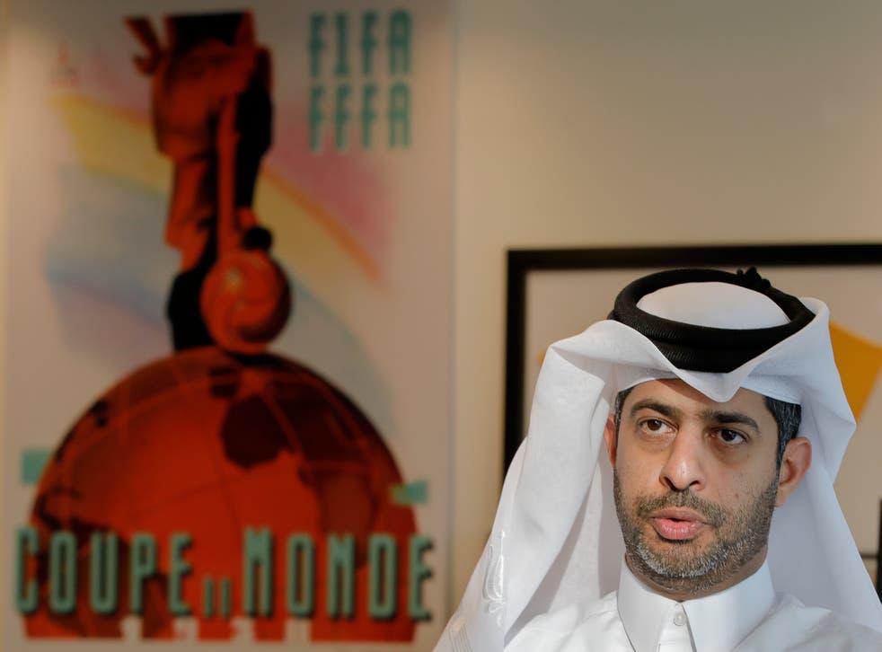 Qatar-World Cup Soccer