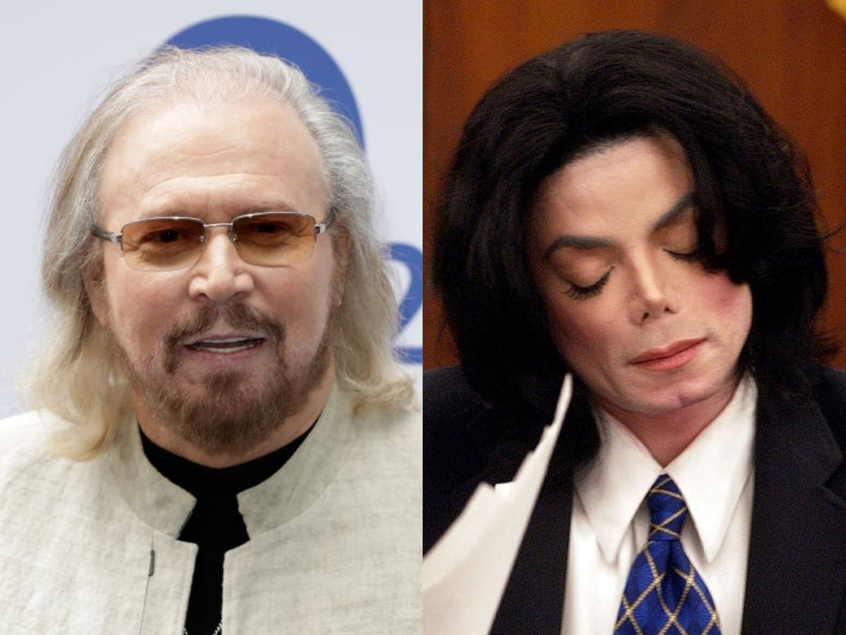 Barry Gibb says 'trapped' Michael Jackson 'didn't know who his friends were'