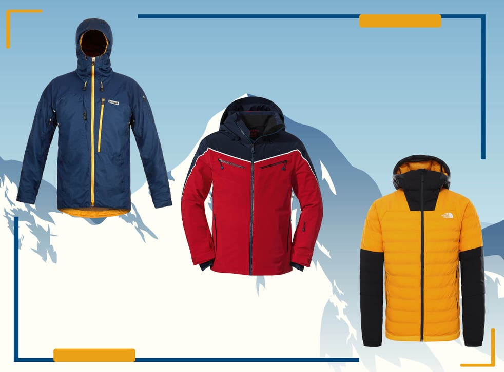 We looked out for key design elements including a powder skirt, zipped pockets, wrist gaiters, hood, vents, and a Recco reflector