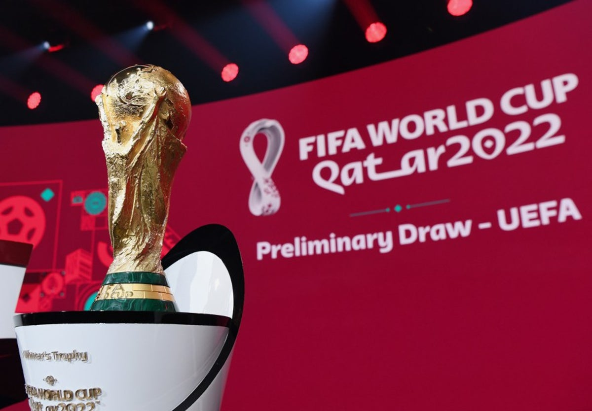 2022 World Cup Calendar.World Cup 2022 Qualification Fixtures Schedule And Groups In Full On The Road To Qatar The Independent