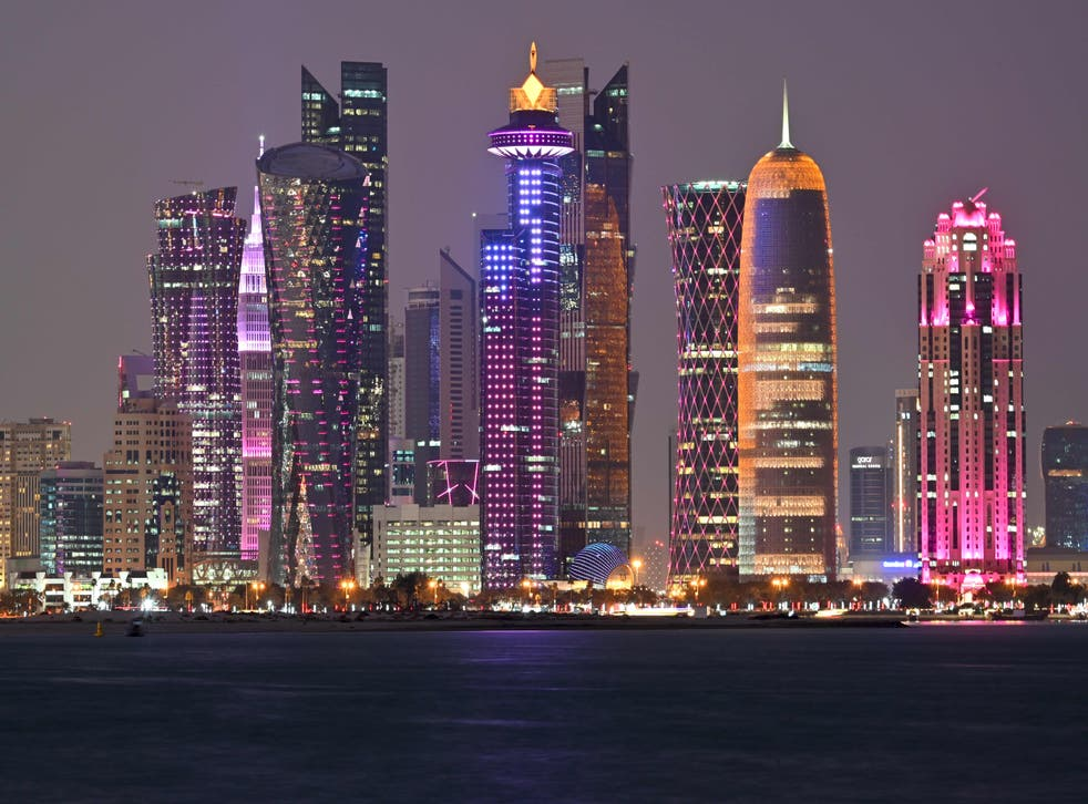 <p>Qatar has been blockaded by Gulf rivals since June 2017&nbsp;</p>
