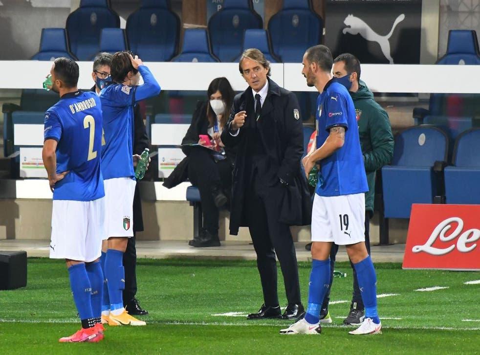 <p>Italia quedó junto a Suiza, Irlanda del Norte, Bulgaria y Lituania en el grupo C.</p>