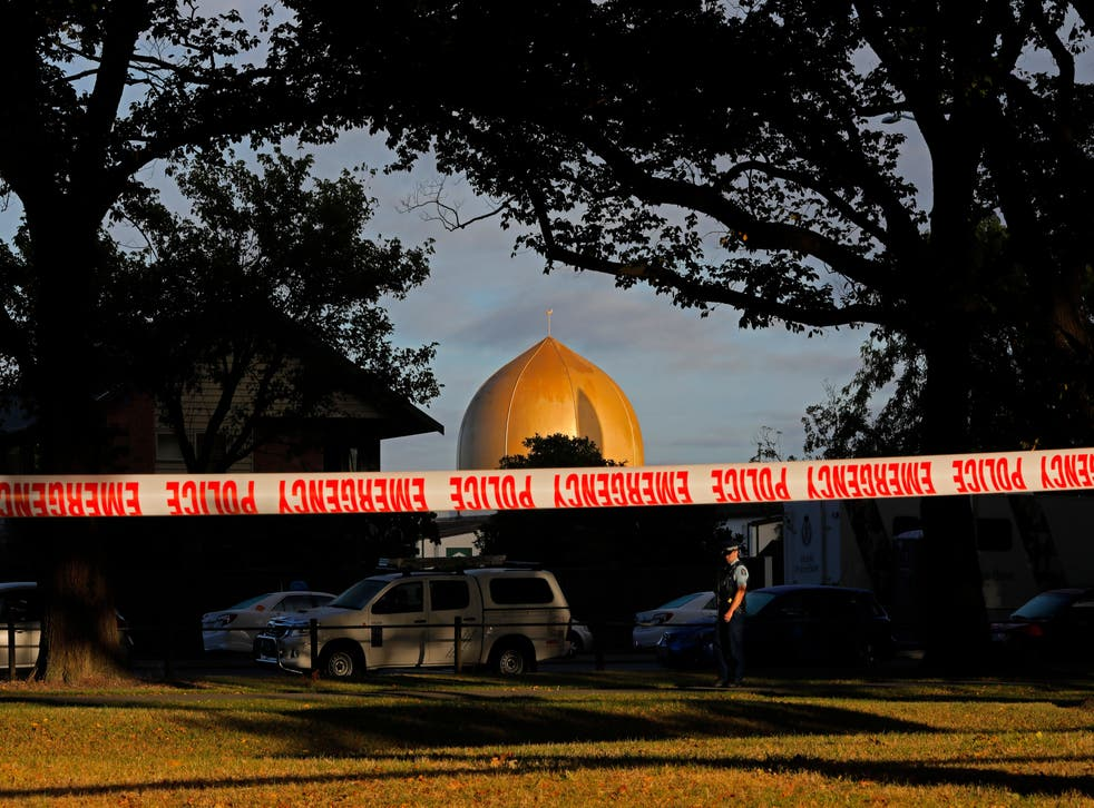 <p>Dean Morrice was allegedly inspired by the 2019 Christchurch attacks</p>