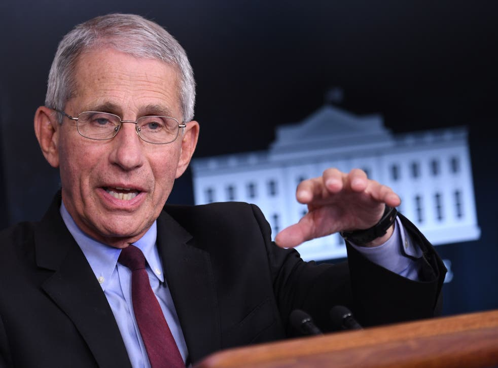 <p>Fauci has three daughters with his wife Christine Grady – Jennifer 34, Megan, 31, and Alison, 28.&nbsp;</p>