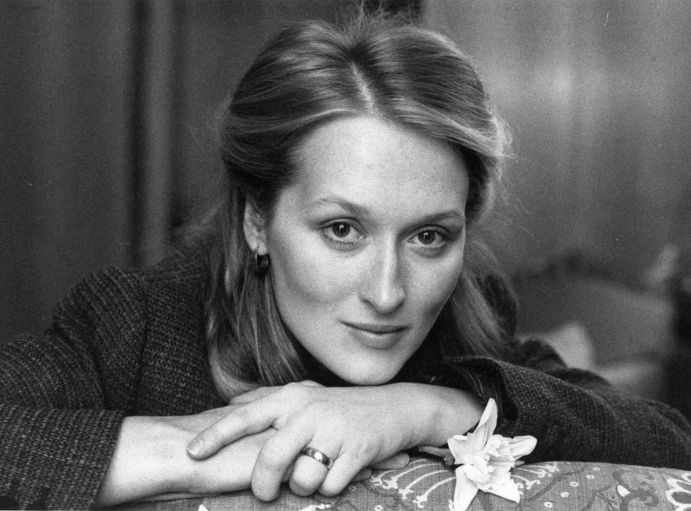 <p>Meryl Streep&nbsp;</p>