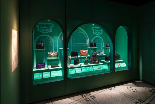 <p>Bags: Inside Out, at the V&amp;A, sponsored by Mulberry, 'explores the style, function, design and craftsmanship of the ultimate accessory'</p>