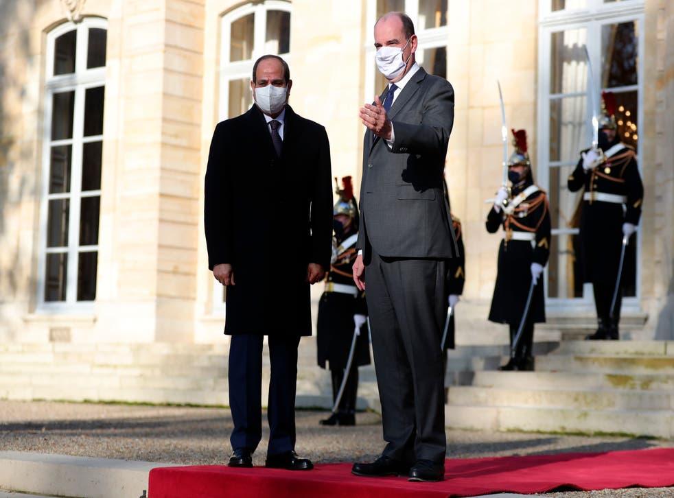 France Egypt