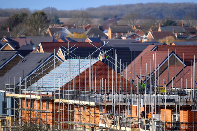 <p>The 300,000 figure is 'dependent on how developers respond to market conditions', MPs were told</p>