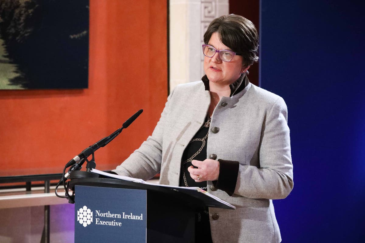 Brexit news – live: Latest updates as DUP launches legal challenge to Northern Ireland protocol