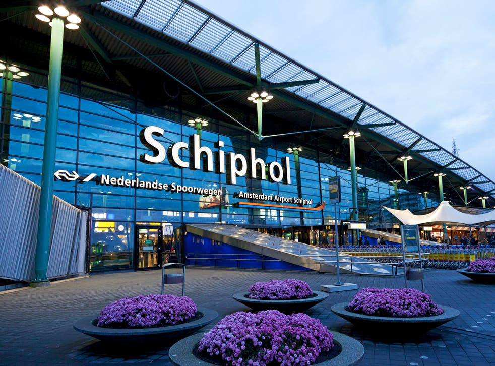 <p>Britons have been turned away when flying into Schiphol</p>