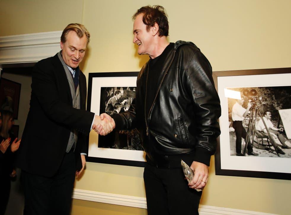 """Nolan ha trabajado con Warner Bros. en todas las películas desde """"Insomnia"""" de 2002."""