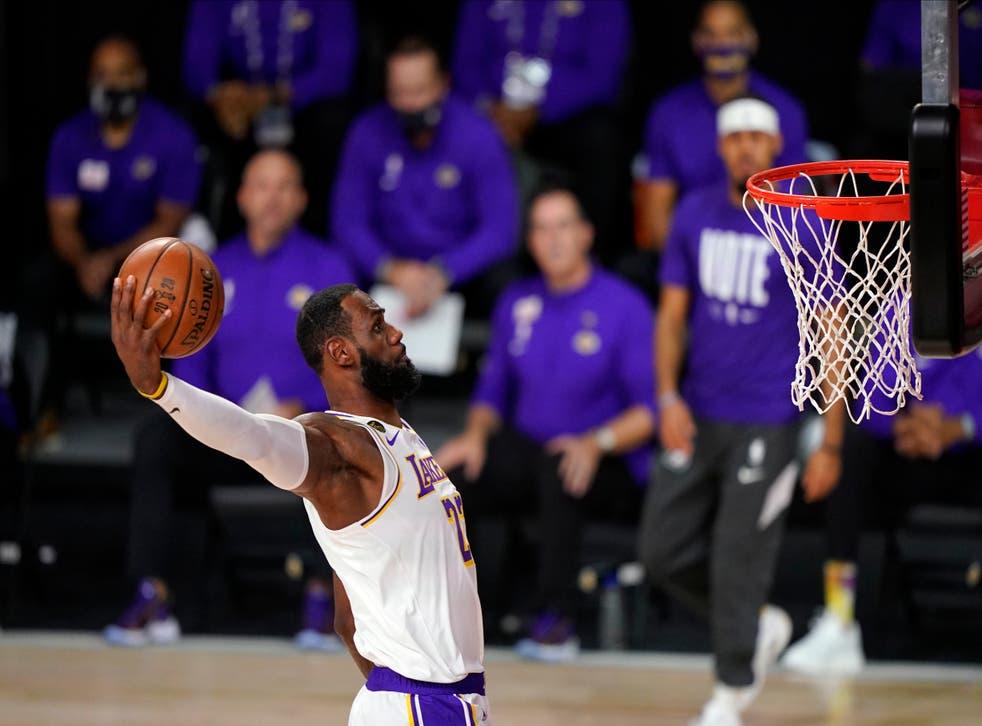<p>El cuatro veces campeón de la NBA vivirá su 18va campaña.&nbsp;</p>