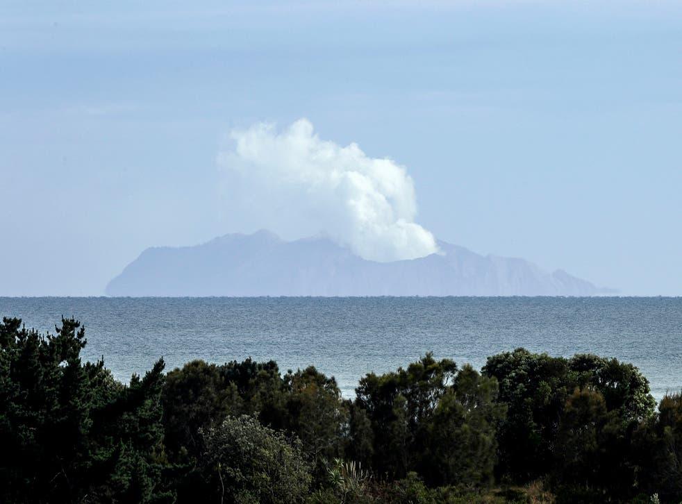 New Zealand Volcano Service