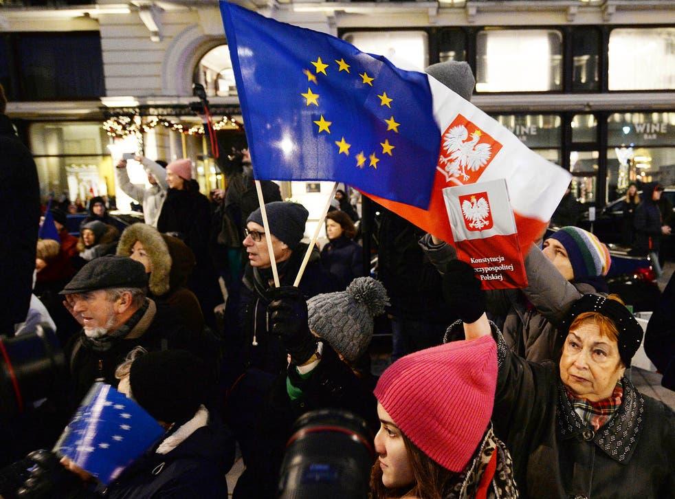 Poland Poland EU Fears