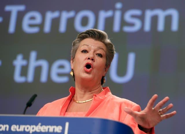 Belgium EU Terrorism