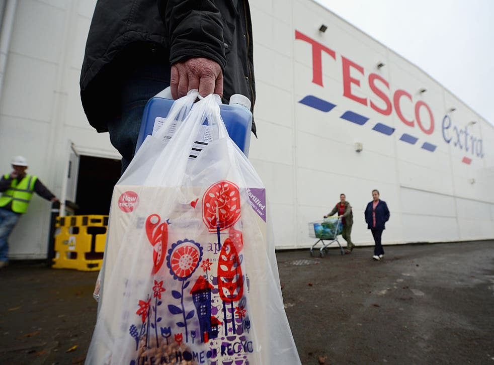 Tesco will be more conscious this Christmas