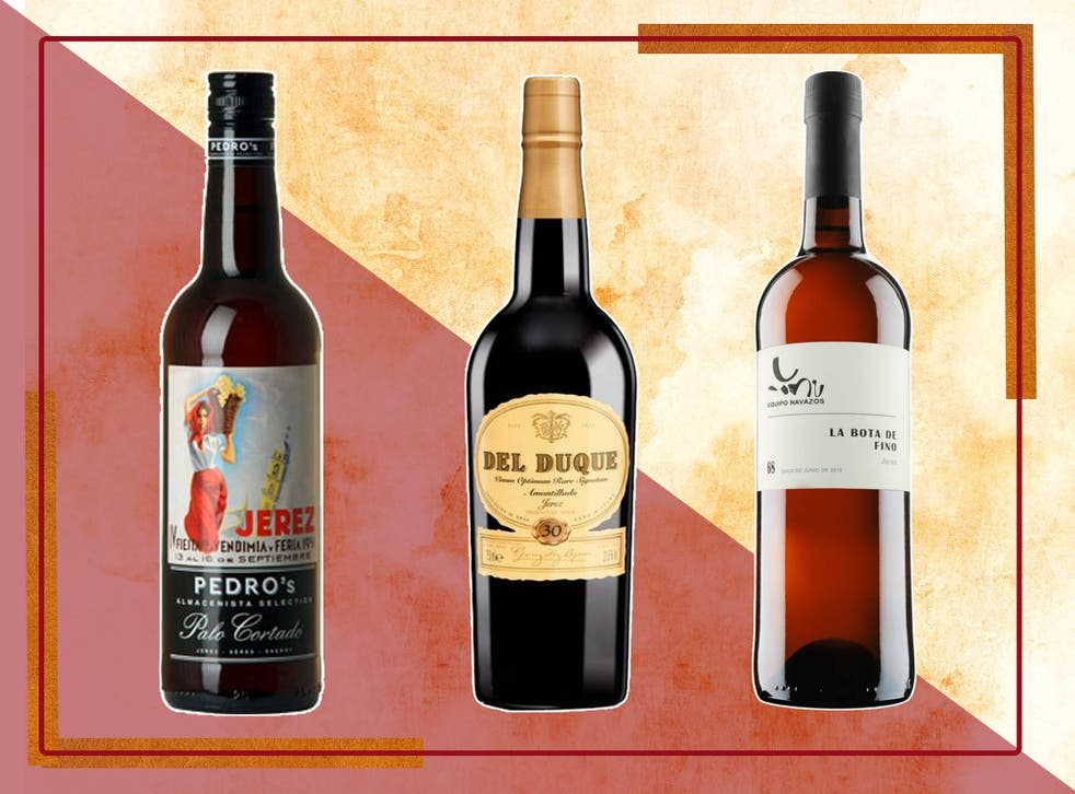 Not sure on the difference between manzanilla and oloroso? We've got it covered